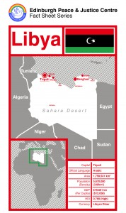 Libya Factsheet Cover