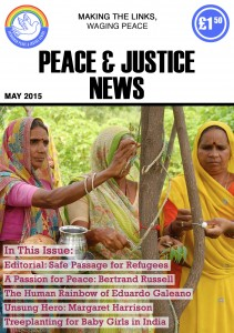 P&J News May 2015 cover