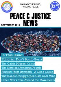 P&JNews September 2015 cover