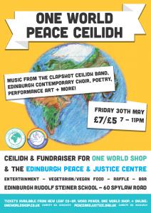OneWorldPeaceCeilidh_poster