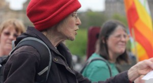 pat at coday vigil