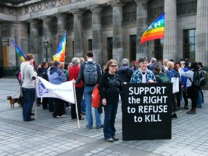 right to refuse to kill