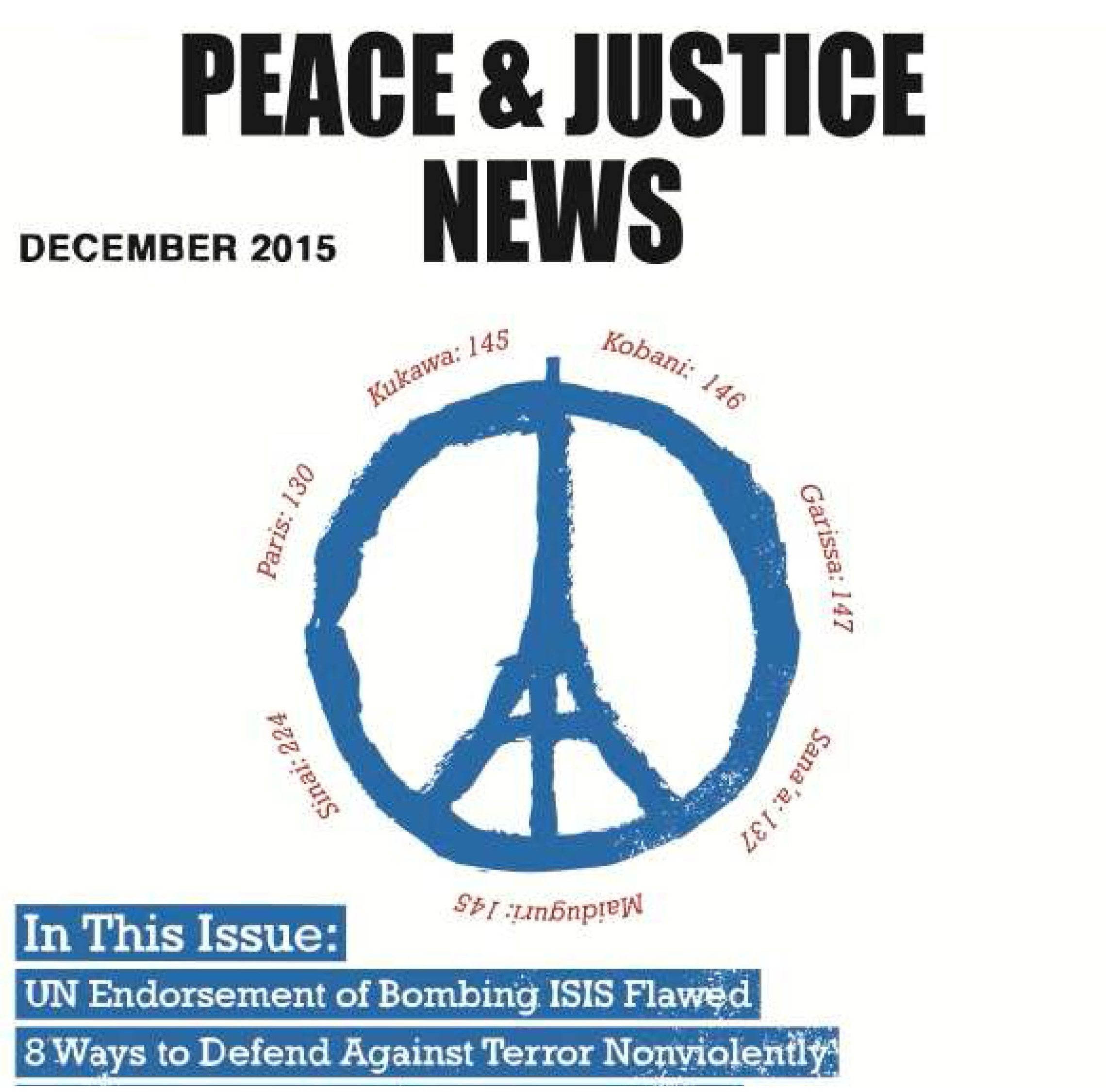 Blog – Page 2 – Peace and Justice
