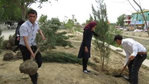 Kabul-Peace-Park
