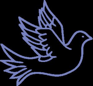 Peace & Justice Bird